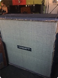 Hiwatt Se4422 Cab 1971