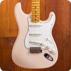Fender Custom Shop Stratocaster 2018 Super Faded Aged Shell Pink