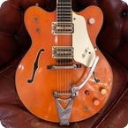 Gretsch-Country Gentleman-1962-Walnut