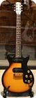 Gibson-Melody Maker-1964-Sunburst