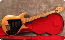 Gibson Grabber 1975 Natural