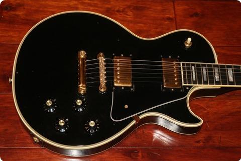 Gibson Les Paul Custom  1973