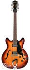 Guild Starfire XII 12 String Sunburst 1966