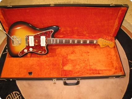 Fender Jazzmaster 1967 Sunburst 3 Tone
