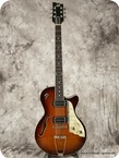 Dusenberg Starplayer TV Hollow Sunburst