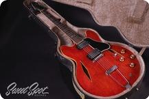 Gibson Trini Lopez ES335 1966 Cherry