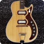 Harmony Jupiter Stratotone 1963 Blonde