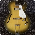 Epiphone Sorrento 1963 Royal Olive