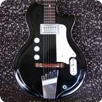 Supro Tonemaster 1965 Black