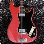 Hofner 182 Solid Bass 1962 Red Vinyl