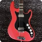 Hofner 185 Solid Bass 1963 Red Vinyl