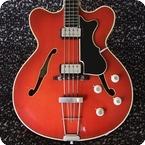 Hofner Verithin Bass 1964 Cherry