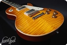 Gibson Les Paul CC2 Goldie Collectors Choice 2 2011 Green Lemon Burst