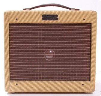 Fender Champ Reverb 1993 Tweed