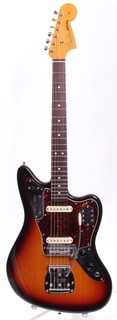 Fender Jaguar '62 American Vintage Reissue 2011 Sunburst