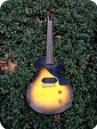Gibson-Les Paul Junior-1956-Sunburst