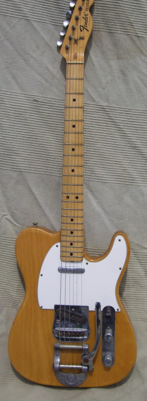 fender telecaster bigsby 1971 natural guitar for sale hendrix guitars. Black Bedroom Furniture Sets. Home Design Ideas