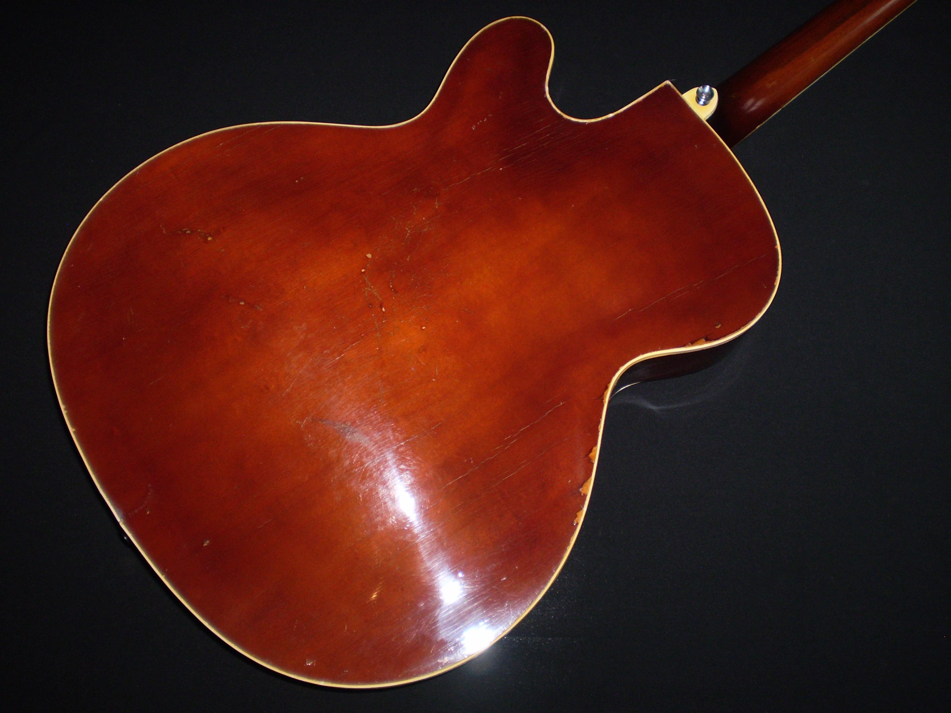 9005a5ae61bc6 Epiphone Zephyr 1956 Sunburst Guitar For Sale Glenns Guitars