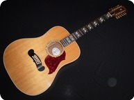 Gibson Songwriter Deluxe 12 2008 Natural