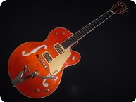 Gretsch G6120 Nashville 2005 Orange