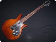 Dan Armstrong ampeg Guitars London 341 1974 Red