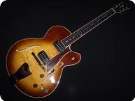 Fender D'Aquisto-Standard-1985-Sunburst
