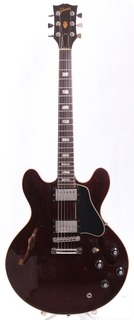 Gibson Es 335td Factory  1978 Wine Red