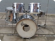 Gretsch Drums Vintage 1970 Chrome Silver