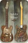 Westerberg Guitars TC Custom Malica Okulo 2019