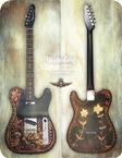 Westerberg Guitars TC Custom Negroni 2019