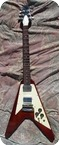Gibson Flying V 1981 Sunburst