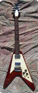 Gibson Flying V 1981 Sunburst