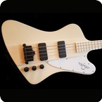 Gibson Thunderbird 2006 Antique Aged White