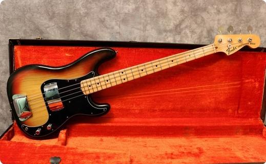 Fender Precision 1975 Sunburst