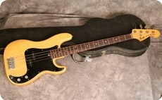 Fender Precision 1976 Natural