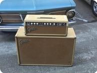 Fender Bassman 1963 Blonde