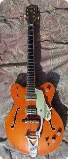 Gretsch 6120 1964 Orange