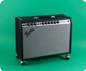Fender-Deluxe Reverb-1980-Silver