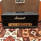 Marshall-Vintage 1971 Marshall JMP PA20 20w Valve Guitar Amplifier Head