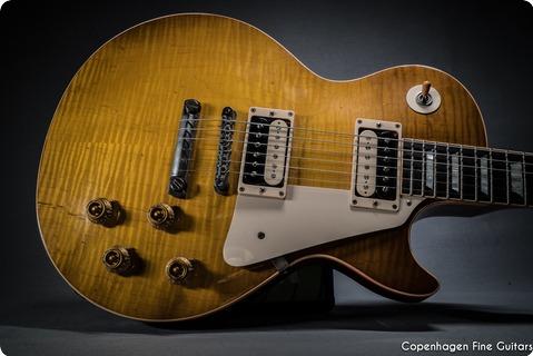 Gibson Custom Collector's Choice #4 1959 Les Paul Sandy 2012 Dirty Lemon