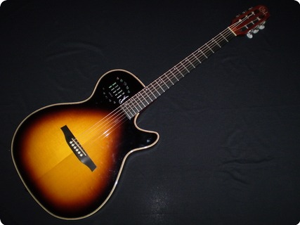 Godin Guitars Multiac Steel Duet Ambiance 2014 Sunburst