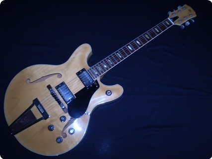 Yamaha (japan) Sa 60 1974 Natural