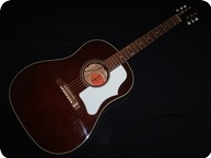 Gibson-Custom Shop J45 Brown Top-2014-Brown