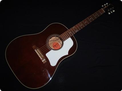 Gibson Custom Shop J45 Brown Top 2014 Brown