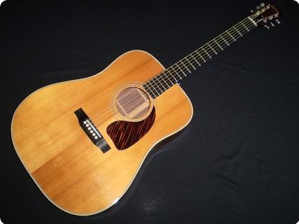Gibson J60 1993 Natural