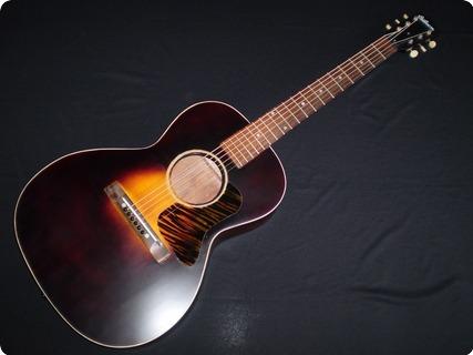 Gibson L00 1934 Sunburst