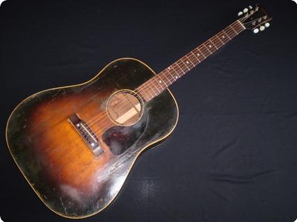 Gibson J45 1953 Sunburst