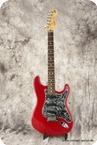 Fender Stratocaster 1994 Red