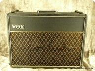 Vox-AC-30 Top Boost-Black Tolex