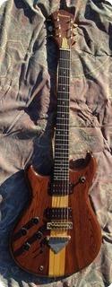 Ibanez Mc300 Lefty 1979 Walnut